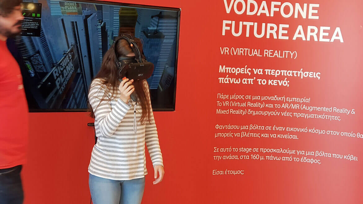 Vodafone Future Area 3